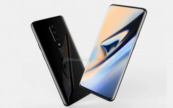 OnePlus 7 and 7 Pro's display and camera details surface