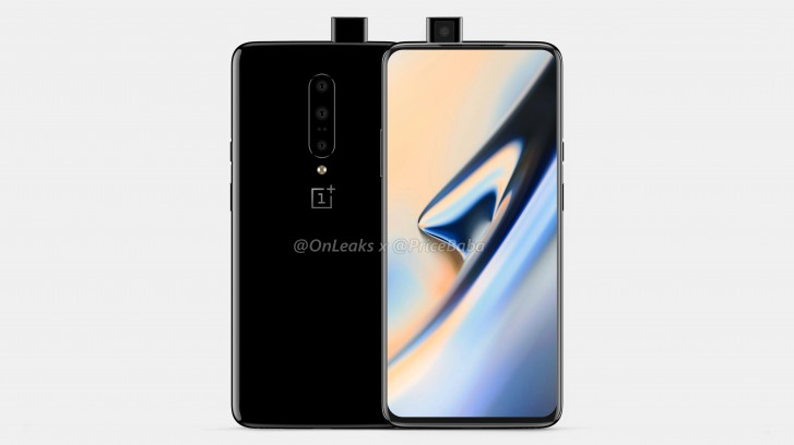 OnePlus 7 Pro camera details leak: 3x zoom and ultra-wide