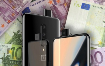 OnePlus 7 Pro prices will start at around �700