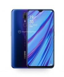 Oppo A9 in Fluorite Purple