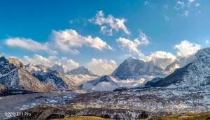 The Himalayan Landscape