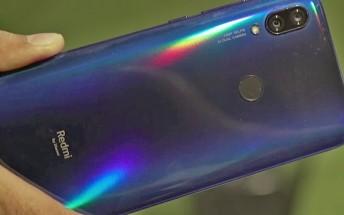 Redmi Y3 shown off in latest video