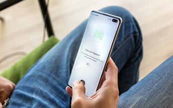Samsung Galaxy S10 and S10+ fingerprint sensor update boosts its performance
