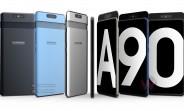 "Samsung Galaxy A80 will highlight ""A Galaxy Event"" on April 10"
