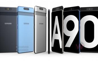Samsung Galaxy A80 will highlight