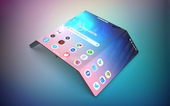 Samsung Display reportedly working on two dual foldable screen designs