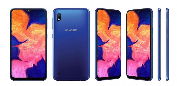 Samsung Galaxy A10e passes WiFi certification