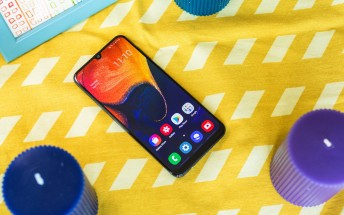 Samsung Galaxy A50 update adds a couple of new features