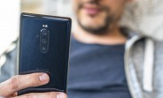 The Sony Xperia 1 will premiere in Taiwan on April 26