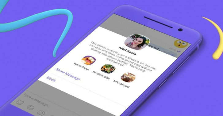 Viber brings virtual local phone numbers for US, Canada, and the UK