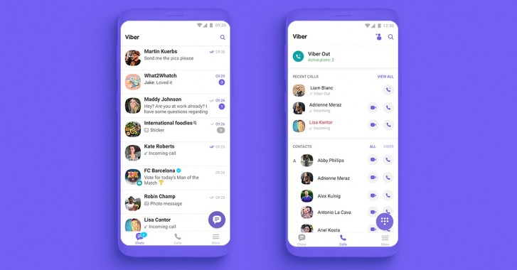 Viber brings virtual local phone numbers for US, Canada, and