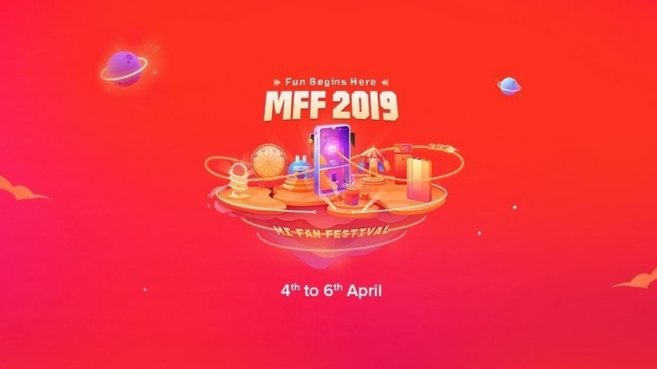 1c6f8b725 Xiaomi Mi Fan Festival kicks off in India with discounts