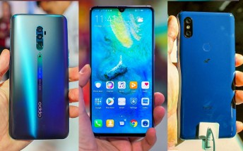 5G smartphones from Huawei, Xiaomi, and Oppo launch in Switzerland this week