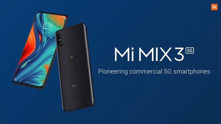 5G smartphones from Huawei, Xiaomi, and Oppo launch in