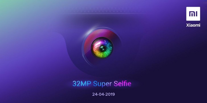 Redmi Y3 arriving on April 24 with 32 MP selfie camera - GSMArena.com news - GSMArena.com 1