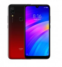 Redmi 7 in Black, Blue and Red