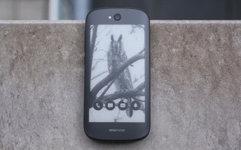 Smartphone maker Yota files for bankruptcy