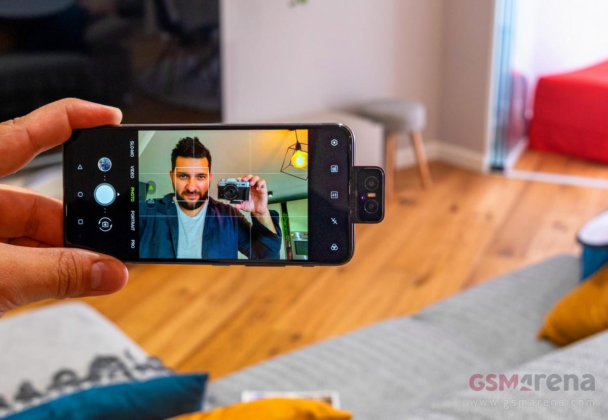 The story behind the Asus Zenfone 6's design - GSMArena com news