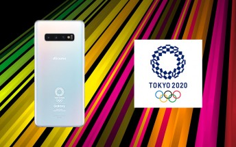 Samsung unveils Galaxy S10+ Olympic Games Edition