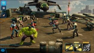 Best Breakthrough Game: MARVEL Strike Force