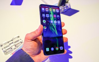 Honor 20 Lite hands-on