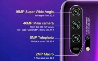 More Honor 20 Pro camera samples leak ahead of launch