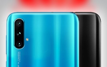 Huawei nova 5 arriving with 40W fast-charging