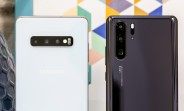 Huawei and Samsung reportedly settle their ongoing legal battle