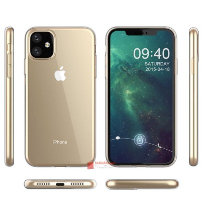 iPhone XR 2019 from all sides