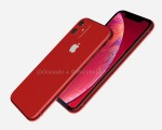 Renders of Apple iPhone XR 2019 in different colors