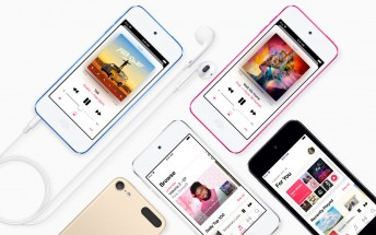Apple updates iPod touch with A10 chipset and new 256GB storage option