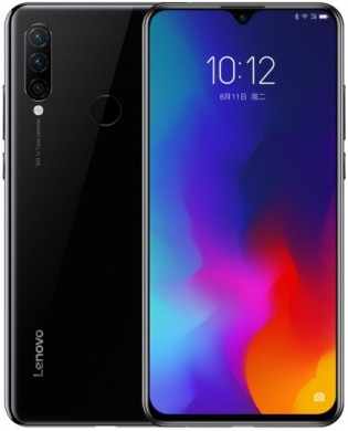 Lenovo Z6 Youth Edition in Knight Black color