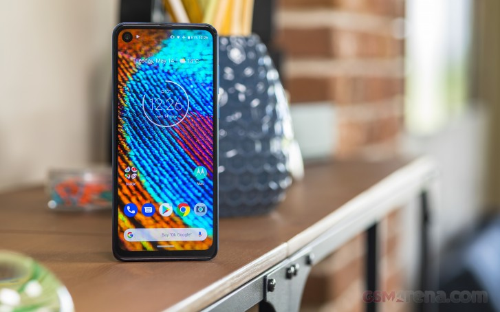 Motorola One Vision ready with 48MP rear, 25MP selfie shooter