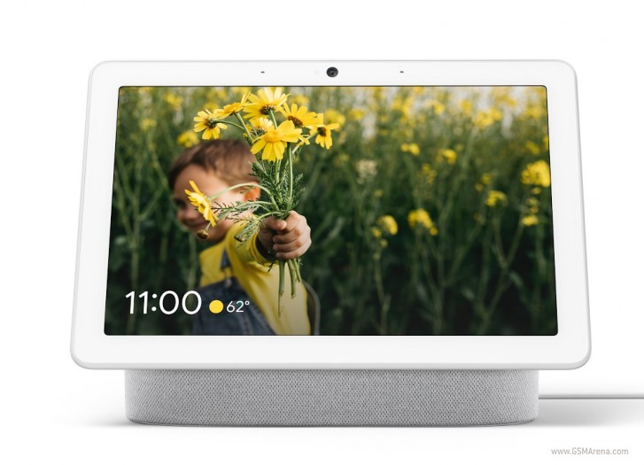 Google announces Nest Hub Max smart display - GSMArena com news