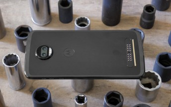 There won't be a Moto Z4 Force or Moto Z4 Play
