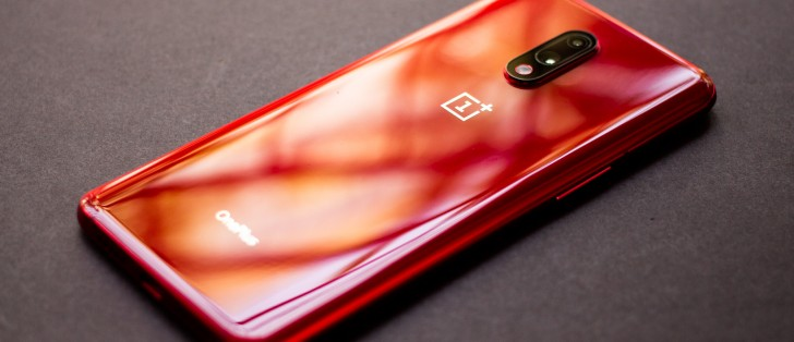 OnePlus 7 gets OxygenOS 9.5.7 update with camera improvements and May 2019 security patch