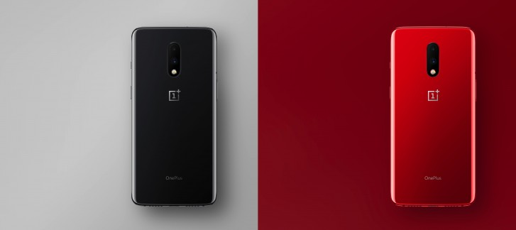 OnePlus 7 brings Snapdragon 855, 48MP main camera - GSMArena