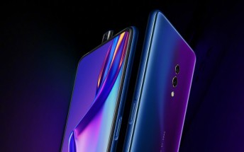 Oppo K3's official listing reveals its design and key specifications