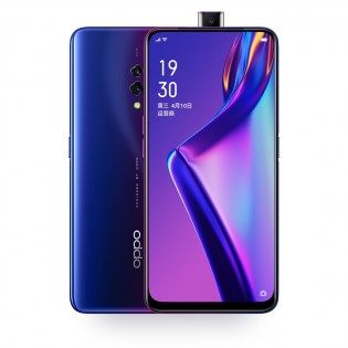 Oppo K3 official renders