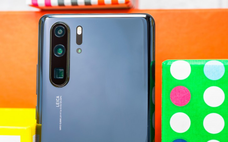 Quality is a key to Success of HUAWEI P30 lite