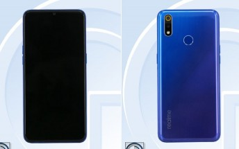 Realme X and X Lite's full specs and images appear on TENAA