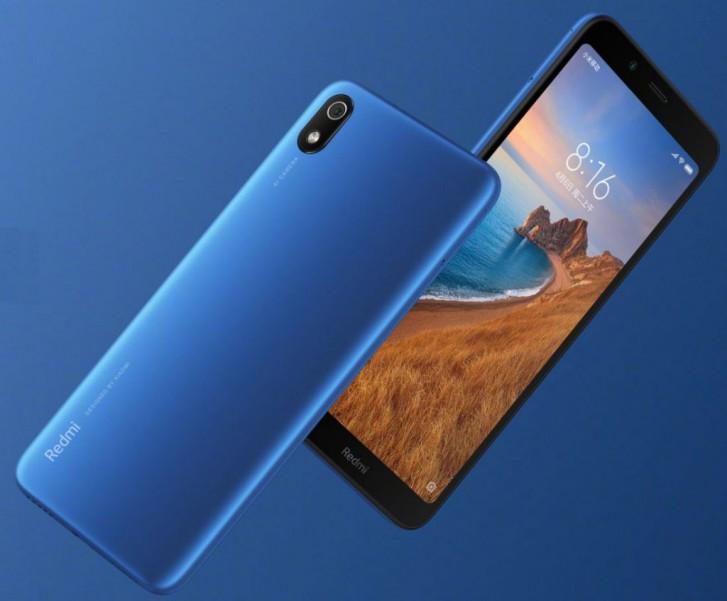 Xiaomi Redmi 7A.