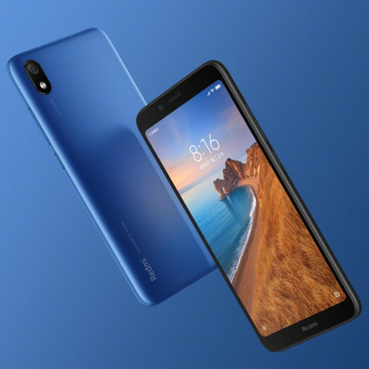 Redmi 7A brings Android Pie and a 4,000 mAh battery for $80