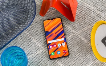 Samsung Galaxy A70 in for review