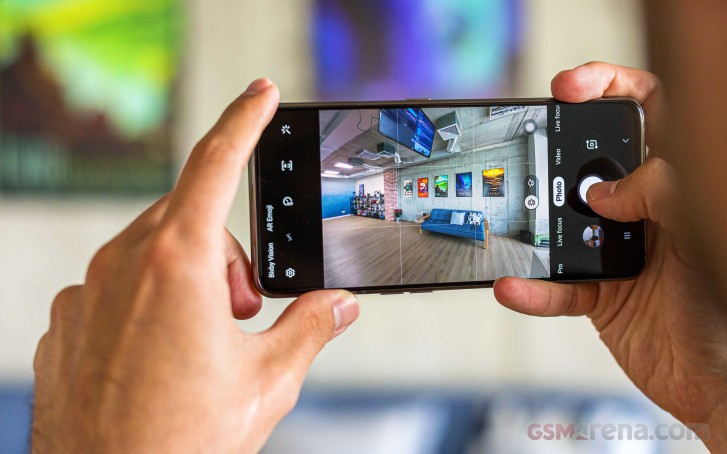 Samsung Galaxy A80 in for review