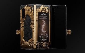 Samsung Galaxy Fold  gets a Game of Thrones edition by Caviar