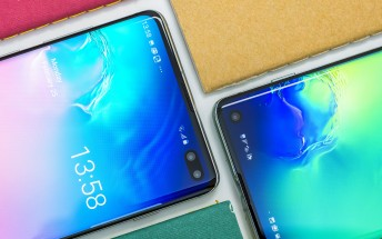 Samsung is working on an under-display camera solution, aiming for the coveted all-display phone design