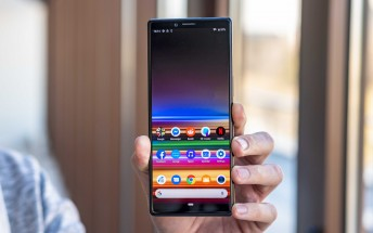 Sony Xperia 1 arrives in China, sells out in Europe
