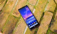Sony Xperia 1 gets first update