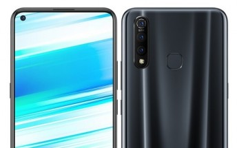 vivo Z5x to be launched on May 24, as press images confirm its design